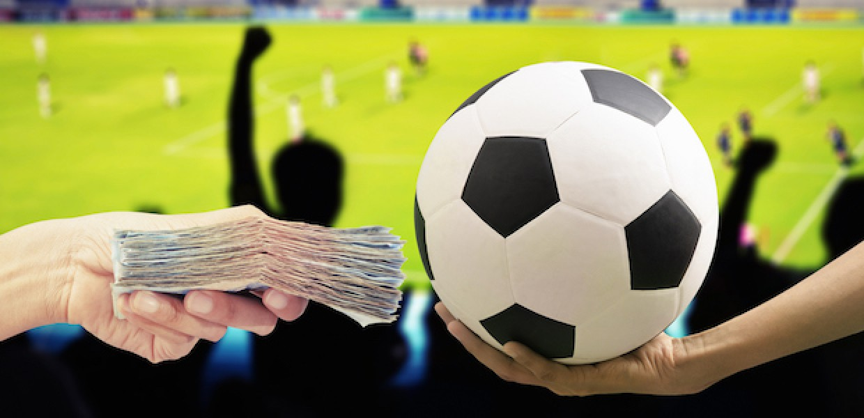 Football betting in India