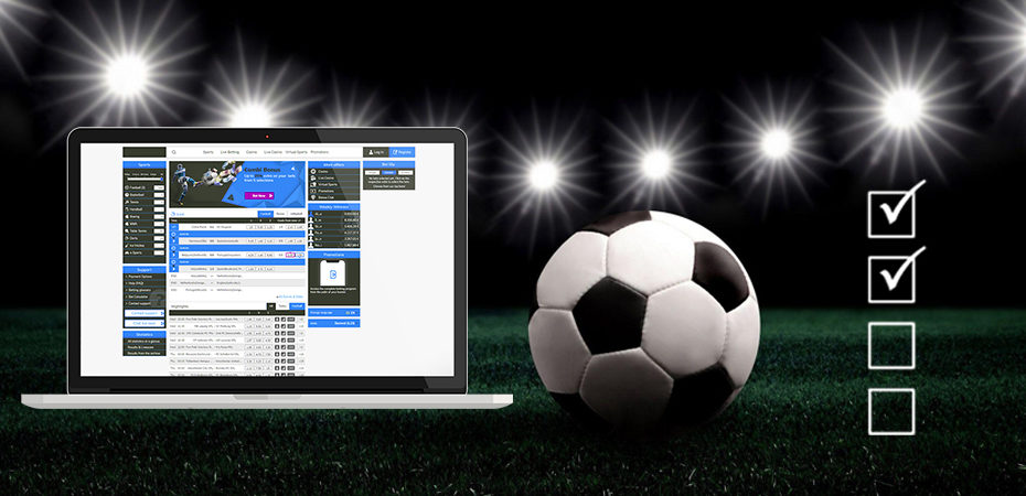site for betting on football