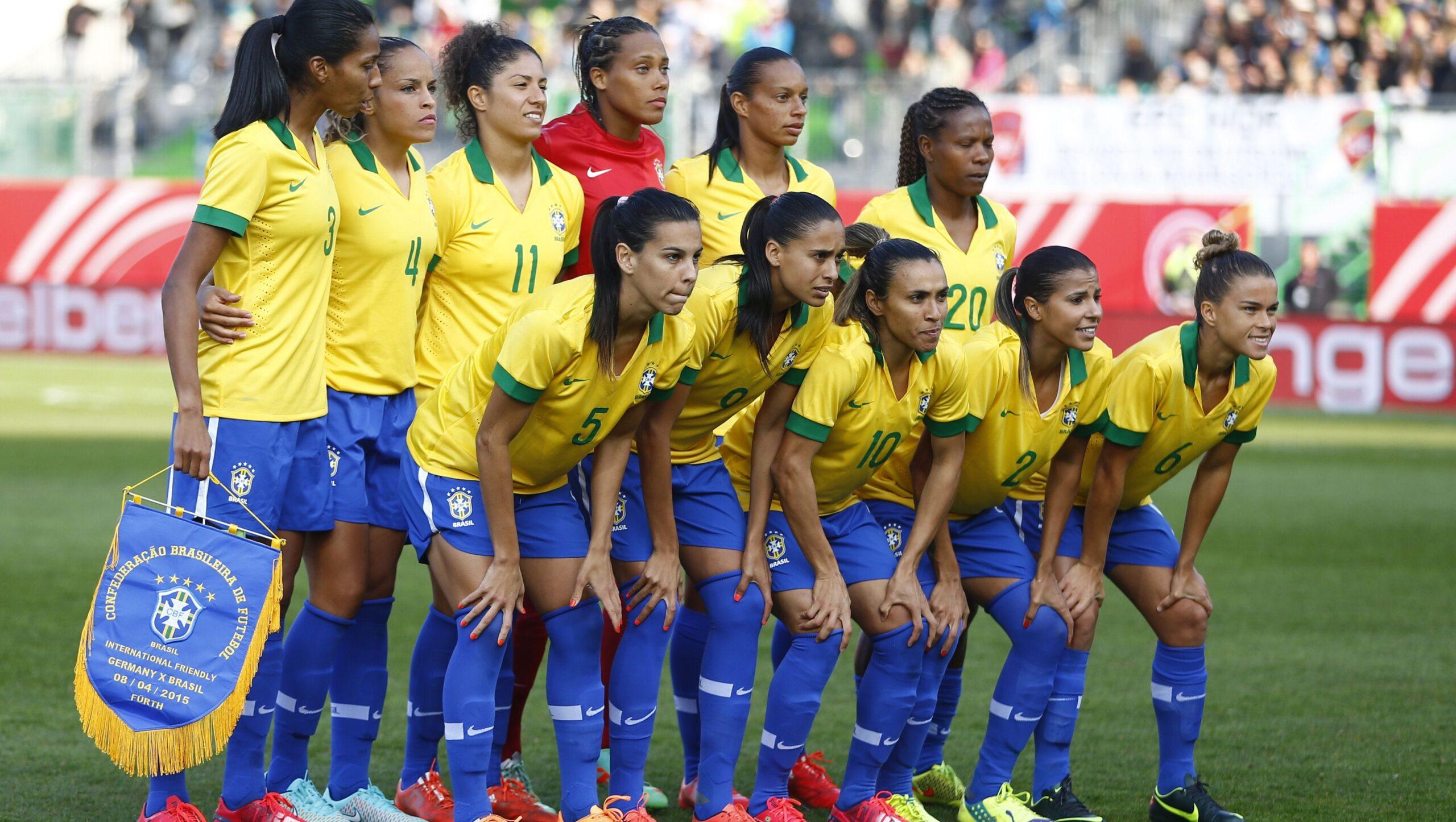The women's football