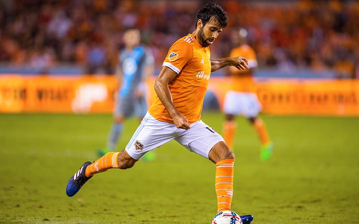 Kevin Garcia (Houston Dynamo, MLS).