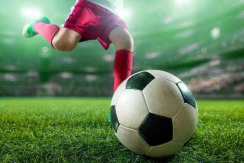 Soccer betting.